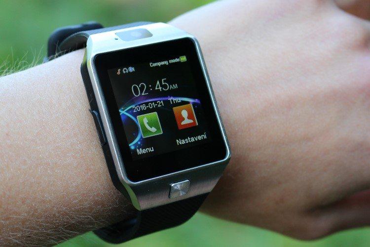 Smart Watch DZ09_1